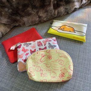 ipsy Cosmetics Bags